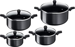 TEFAL Cook N Clean 8Pcs Cooking Pots Set