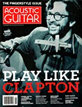 Acoustic Guitar Magazine November 2018 | Play like Clapton – Fingerstyle Issue