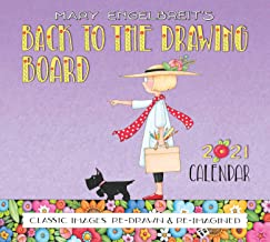 Mary Engelbreit 2021 Deluxe Wall Calendar: Back to the Drawing Board Book PDF