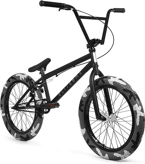 "4 Piece Cr-MO Handlebar Elite 20 /& 18/"" BMX Bicycle Destro Model Freestyle Bike"