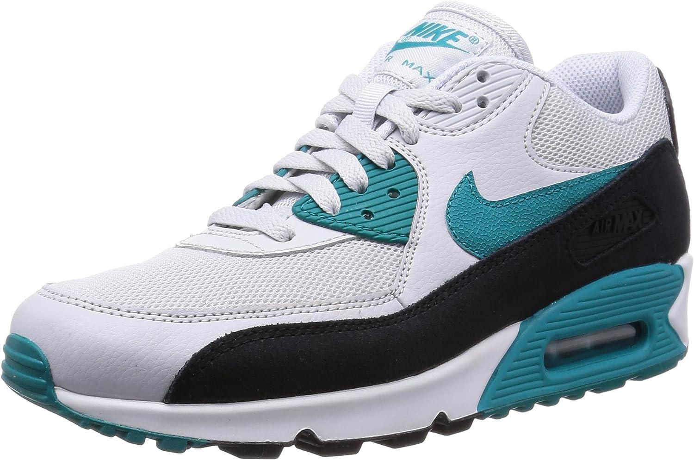 Nike Wmns Air Max 90 Essential, Scarpe da Ginnastica Donna, 39 ...