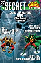 New Gods Secret Files (1998) #1 (New Gods (1995-1997))