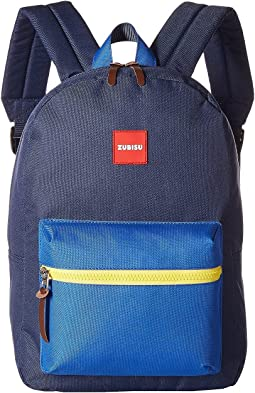 ZUBISU Blues Rule Small Backpack