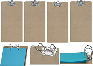 Legal Size Arch Boards, 9 in x 17 in, Side Opening, Steel Lever (24 Pack)