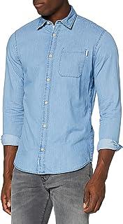 Jack & Jones Jjted Shirt LS Camisa para Hombre