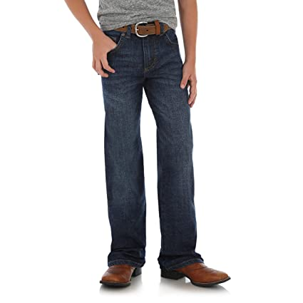 Shackleford 16 Reg Wrangler Retro Relaxed Fit Straight Leg Jean