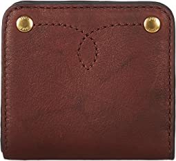 Frye - Campus Rivet Small Wallet