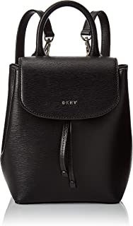 DKNY Fashion Backpacks For Women , Black (R91K3A61)
