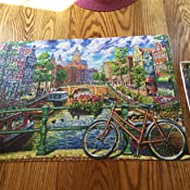 Cobblehill 1000 puzzle Amsterdam Canal CBL80180 Puzzle