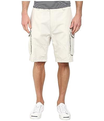 Nautica Ripstop Cargo Shorts (Nautica Stone) Men