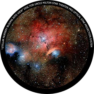 Stellar Nursery Blooms into View disc for Uncle Milton Star Theater Pro/Nashika NA-300 Home Planetarium
