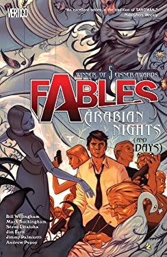 Fables Vol. 7: Arabian Nights (and Days) (Fables (Graphic Novels))