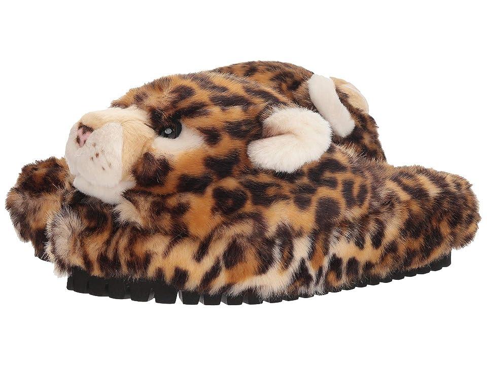 Dolce & Gabbana Leopard Sandal (Leopard) Men