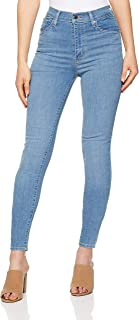 Levi's Women's Mile High Super Skinny, Math Club