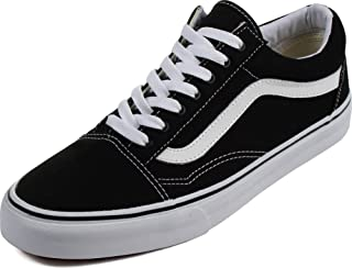 Old Skool Black White Mens US