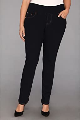 Jag Jeans Plus Size Plus Size Nora Pull-On Skinny in After Midnight