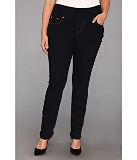 Plus Size Nora Pull-On Skinny in After Midnight