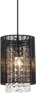 Pendant Lighting Mini Pendant Lights Crystal Chandelier Lighting 1 Light Ceiling Light Fixture