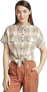 Lee Cooper Women 3017709 LCU20TIEFRON Shirts & Blouses