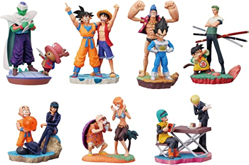 Dragon Ball capsule Neo Weekly Shonen Jump Limited Edition Anniversary 40th with ONE PIECE (BOX)