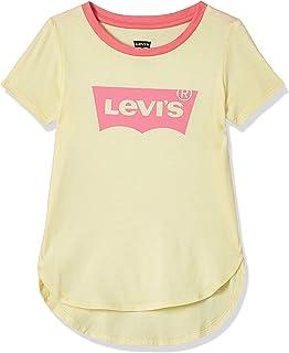 Levi's Girl's RXZER23 Retro Ringer (pack of 1)