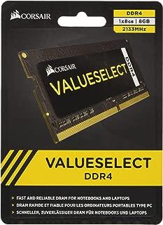 Corsair 8GB Module DDR4 2133MHz Unbuffered CL15 SODIMM
