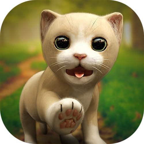 My Cat Simulator Game Juego de gato virtual lindo gratuito para niños