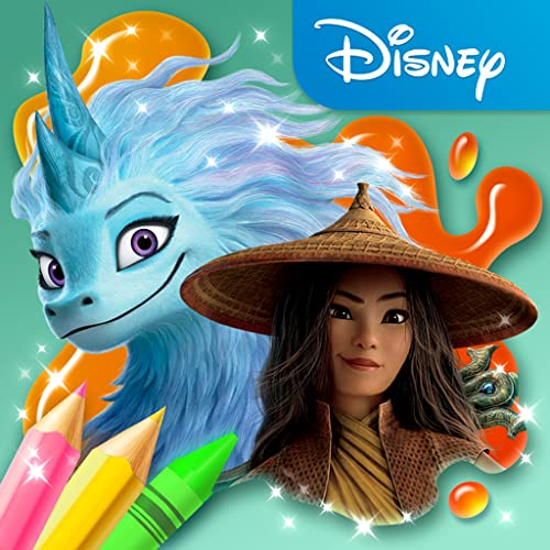 Disney Coloring World - Coloring, Drawing, Painting & Art Games for Kids