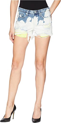 The Essex High Rise Shorts in Now of Never