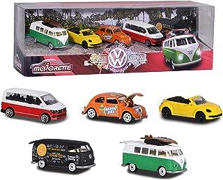 ° Majorette 212052010 ford mustang verde//blanco-vintage 1:64 coche modelo nuevo