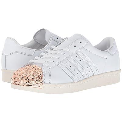 adidas Originals Superstar 80s 3D (White/White/White) Women