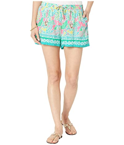 Lilly Pulitzer Katia Shorts (Multi Pop Up in the Beginning) Women