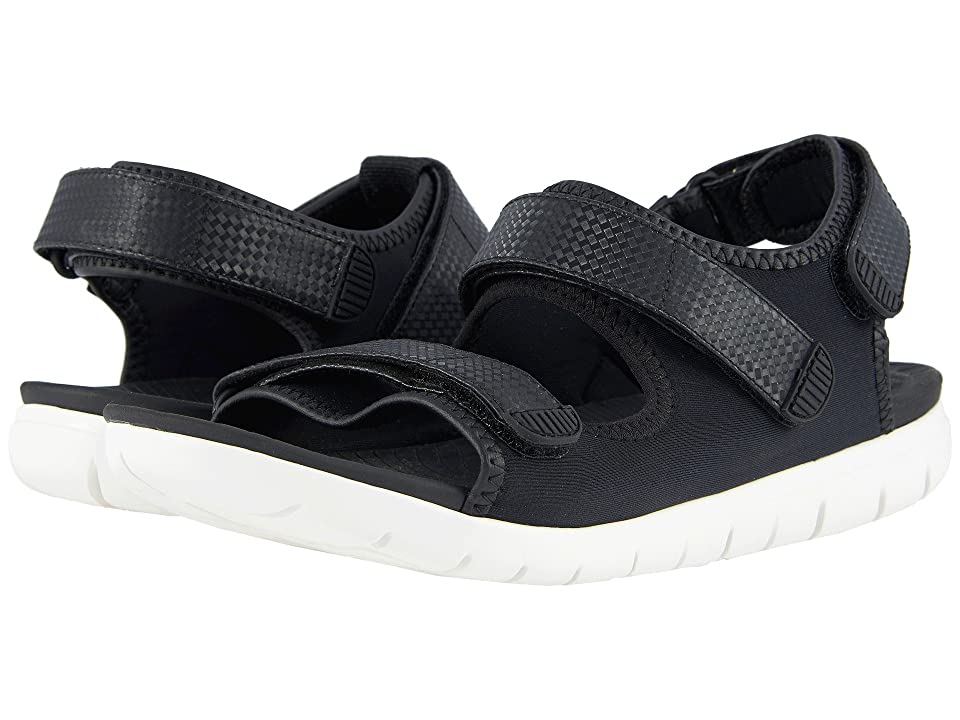 FitFlop Neoflex Back Strap Sandals (Black Mix) Women