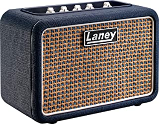 Laney MINI-STB-LION Bluetooth Battery Powered Guitar Amp with Smartphone Interface - 6W - Lionheart edition