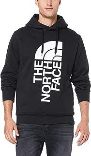 The North Face Men's Trivert Pull Over Hoodie, TNF Black/TNF White