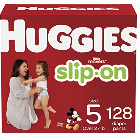 9/–14 kg Huggies Lot de 36 culottes Taille 4
