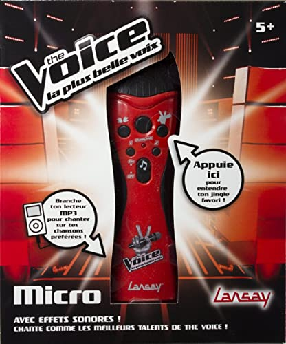 The Voice - Micro - Lansay