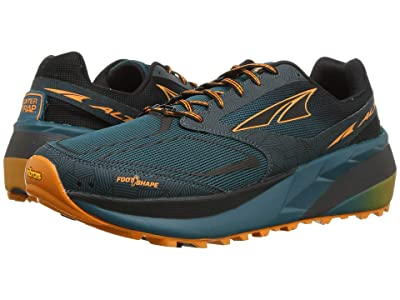 Altra Footwear Olympus 3.5 (Green/Orange) Men