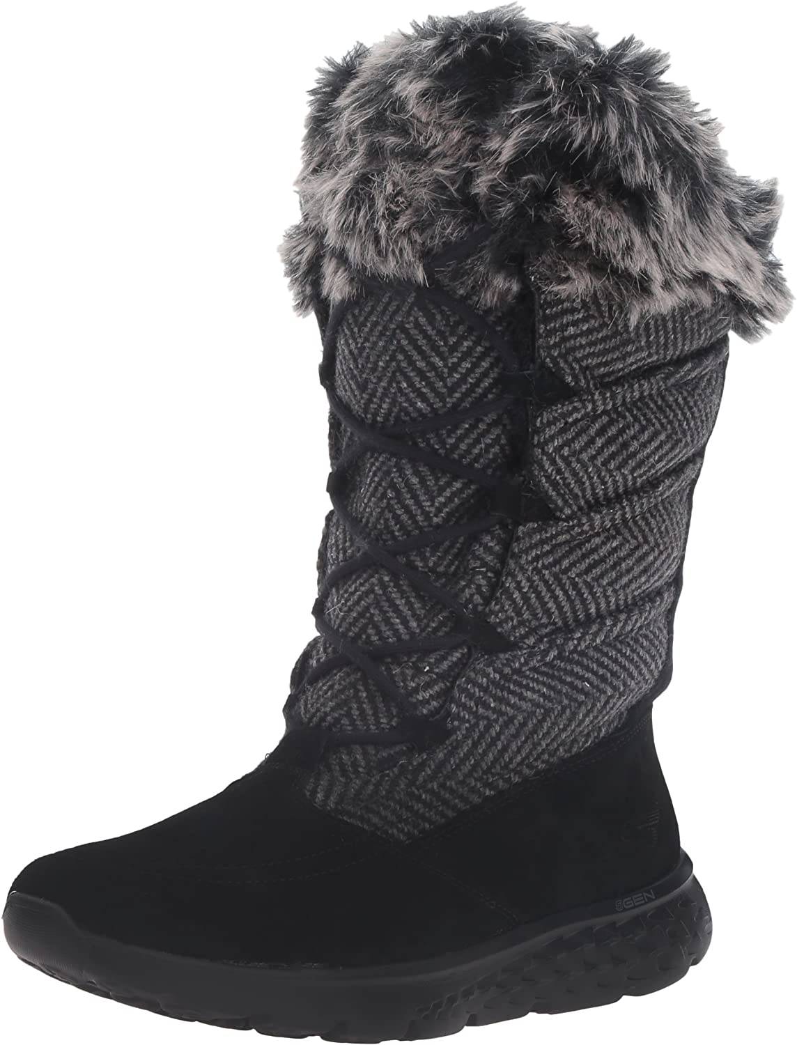 Skechers Womens On-The-go 400 - Glacial Winter Boot