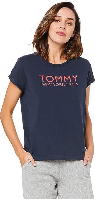 TOMMY HILFIGER Women's 1985 Logo T-Shirt