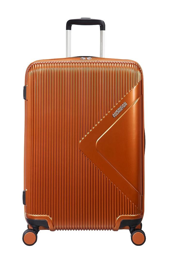 芸術的かご六分儀[アメリカンツーリスター] スーツケース モダンドリーム スピナー 69/25 エキスパンダブル TSA 保証付 70L 68.5 cm 3.7kg