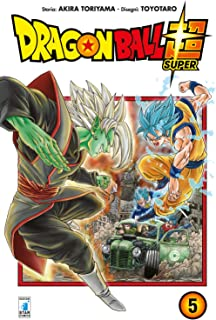 Dragon Ball Super: 5