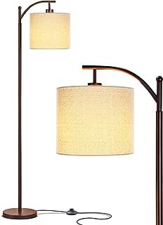 cheap brown floor lamps