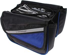 Dunlop Sport Dunlop zwarte frametas voor volwassenen, uniseks, 1,5 l