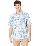 Japanese Oceans Short Sleeve Shirt