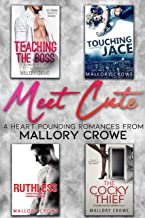 Meet Cute: Four Heart Pounding Romances From Mallory Crowe (English Edition)