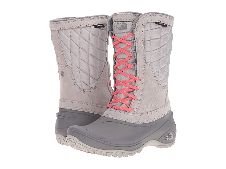 The North Face ThermoBall Utility Mid (Dove Grey/Calypso Coral (Past Season)) Women