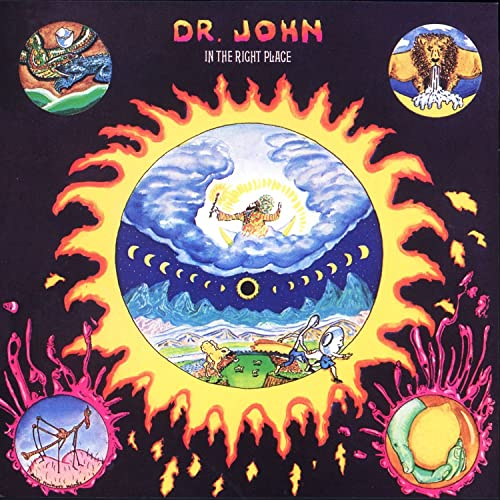 Dr. John right place wrong time / i been hoodood mp3 download.