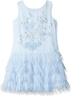 Girls' Young Romance Drop Waist Dress