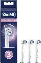 Oral-B Sensitive Clean Lot de 3 têtes de rechange pour brosse à dents électrique